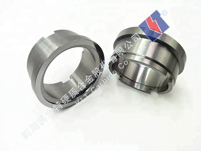 YG6 92HRA Tungsten Carbide Seal Rings For Compressor